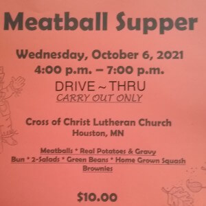 Post Photo for Cross of Christ Meatball Supper