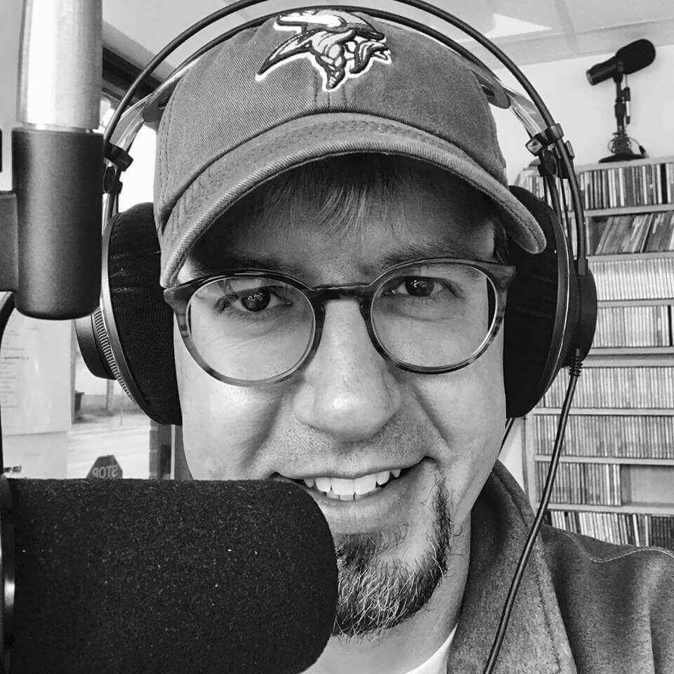 Pete Wennes on the Radio