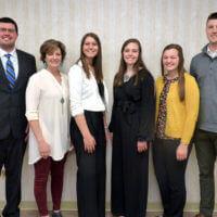 Winneshiek Medical Center Auxiliary awards scholarships to local students