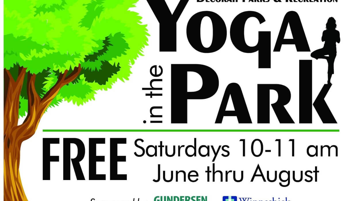 Post Photo for Free Yoga in the Park