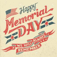 We want YOUR information about Memorial Day Services!!!