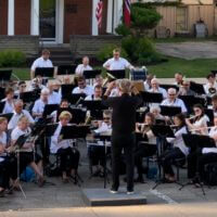 The Decorah Municipal Band performs this Thursday, June 6, at Lawn Chair Night