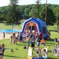 slide into summer at the Decorah Municipal Pool