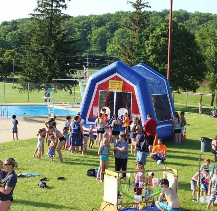 Post Photo for Slide into Summer at the Decorah Municipal Pool