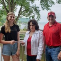 Allamakee County Conservation Foundation Awards First Annual  Conservation Scholarship