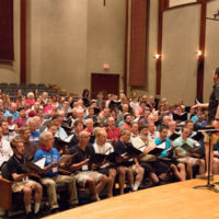 Luther College to host Dorian Choral Retreat 'Livssang'