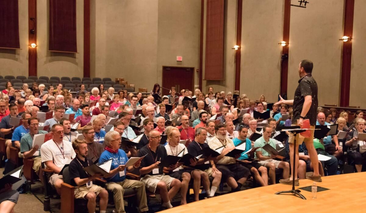 Post Photo for Luther College to host Dorian Choral Retreat 'Livssang'