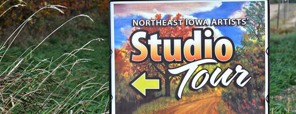 Post Photo for 22nd Annual Northeast Iowa Artists' Studio Tour!!