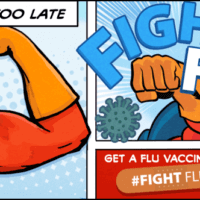 Early Bird Walk-in Flu Clinic Friday Oct 11, 2019