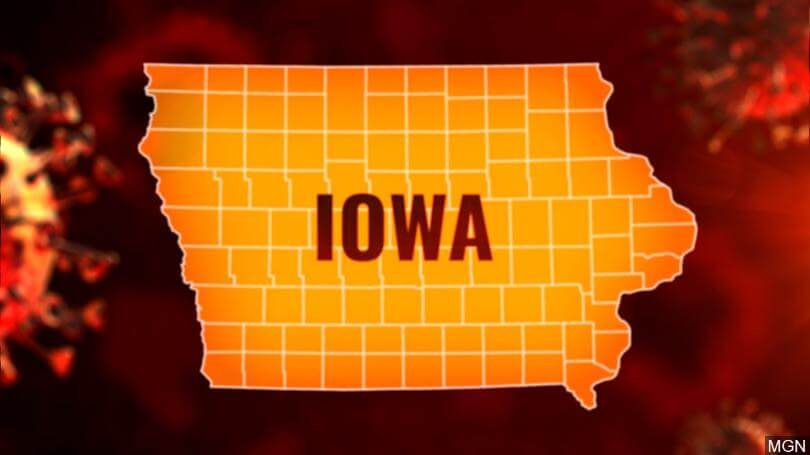 Post Photo for Iowa Restrictions Lifted Updated May 13, 2020