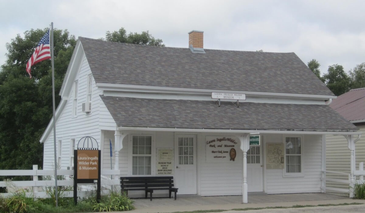Post Photo for Laura Ingalls Wilder Park and Museum in Burr Oak to remain closed through May 31, 2020