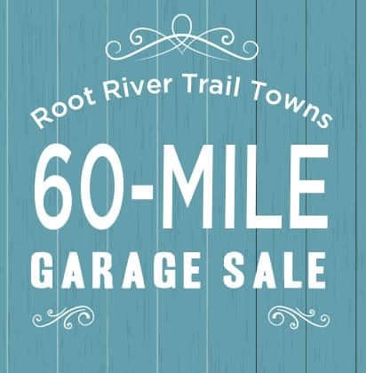 Post Photo for Root River Trail Towns cancels annual 60-Mile Garage Sale 2020