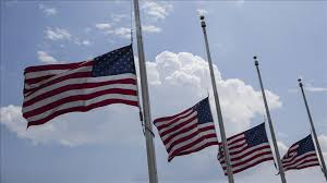 Post Photo for Half Staff U.S. Flag Notifications