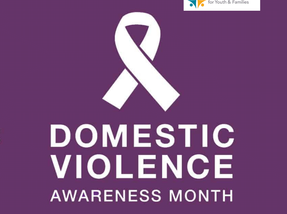 Post Photo for October is Domestic Violence Awareness Month
